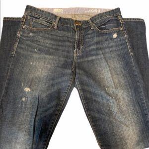 Gap medium blue denim jeans